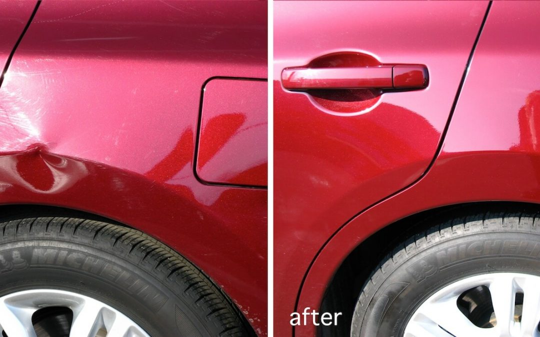 Nissan Altima Dent Removal