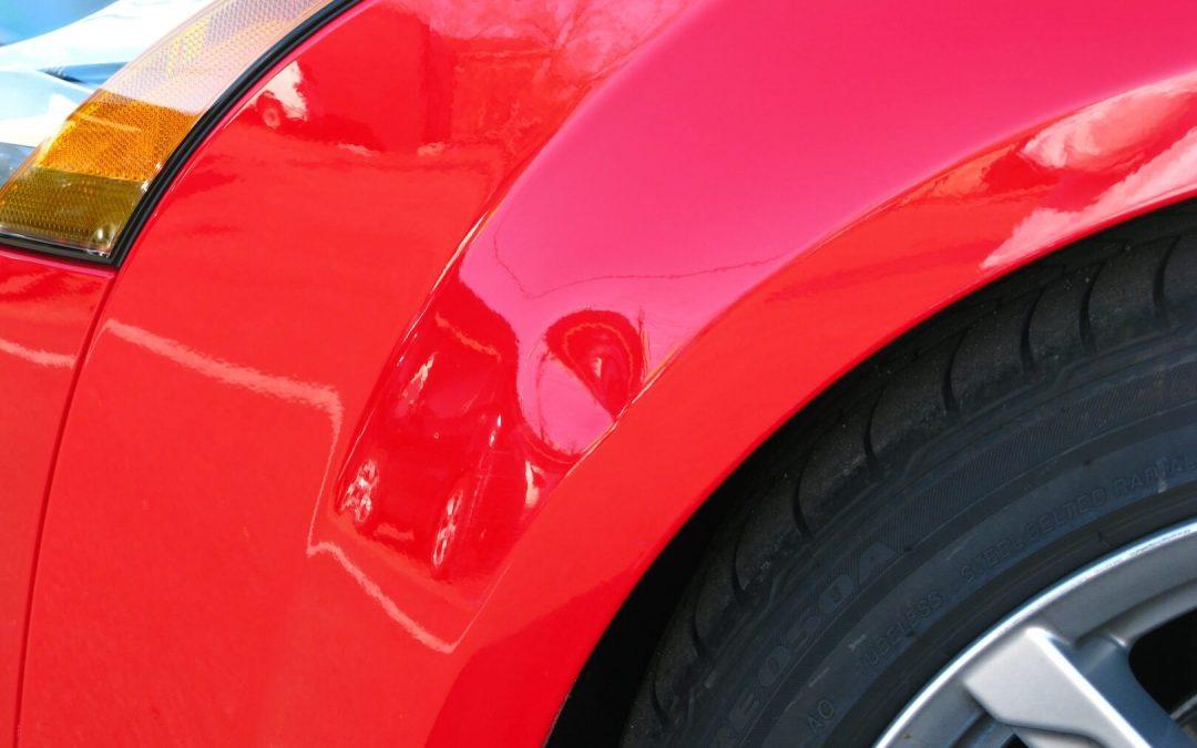 Audi TT Dent Repair