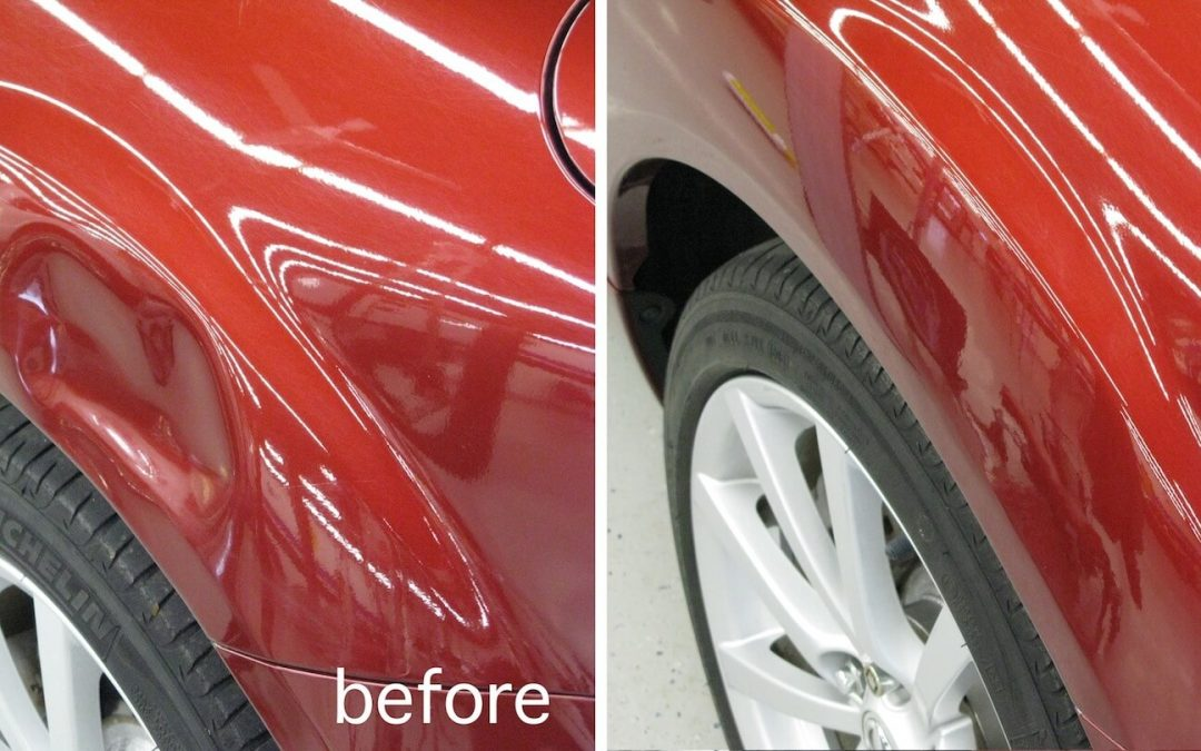 Mazda Miata Dent Repair