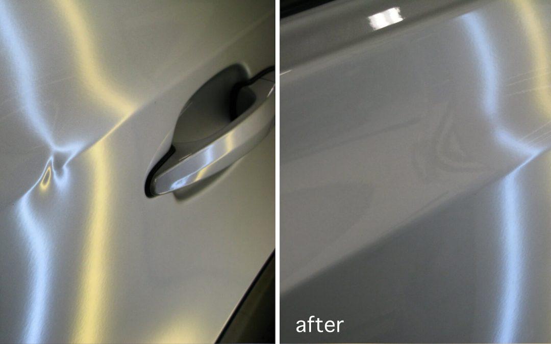 BMW X3 Dent Repair