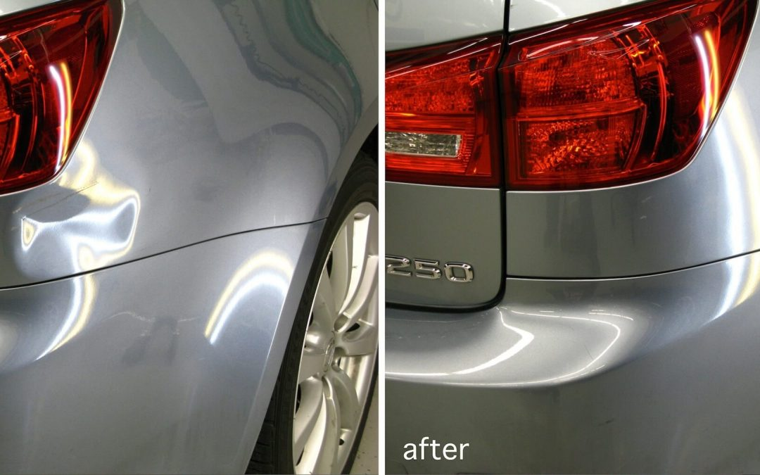 Lexus IS250 Dent Removal