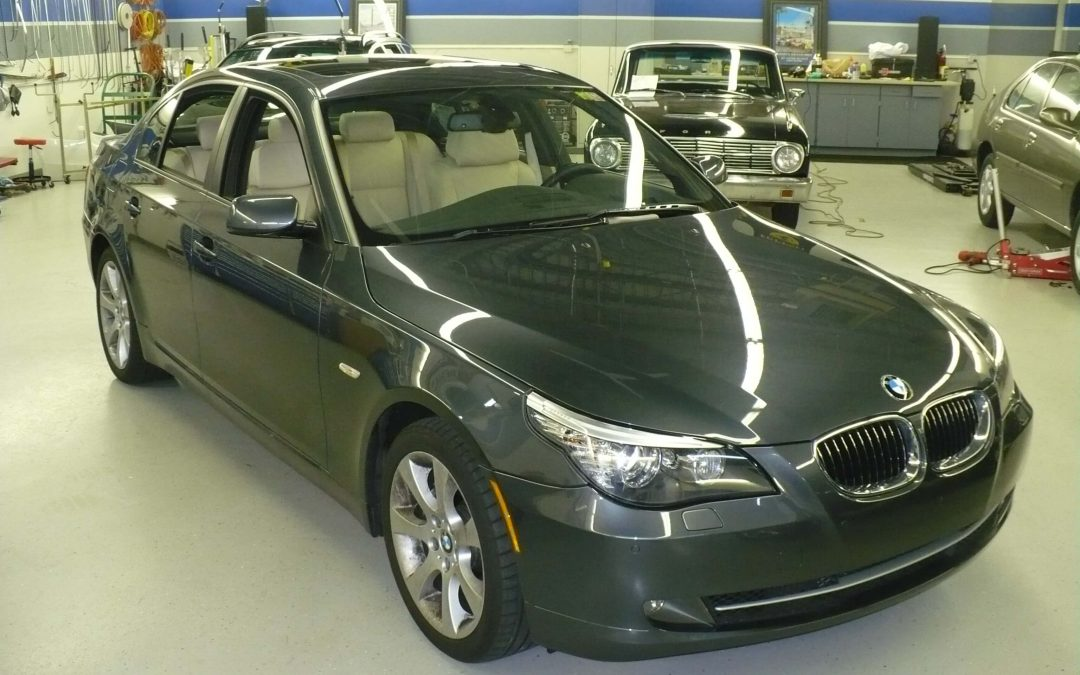 BMW 5 Series Dent Repair
