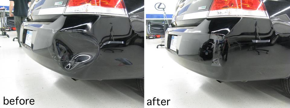 Chevrolet Impala Dent Repair